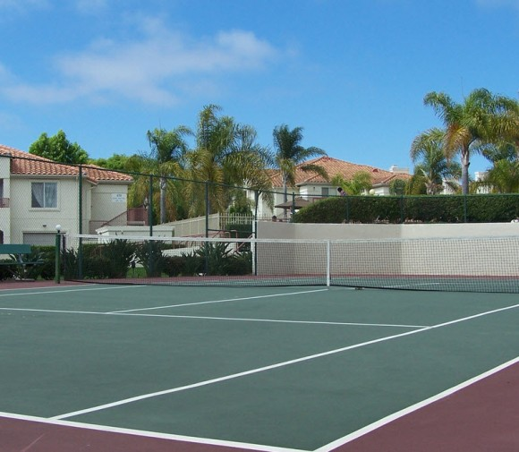 Avalon at Eagles Crossing Tennis Courts
